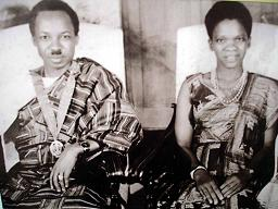 Nyerere na mama Maria
